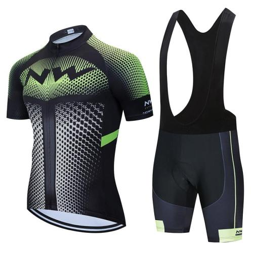 NW2020 breathable cycling suit suit Northwave long sleeve summer cycling suit men's suit outdoor sports bike mountain bike suit