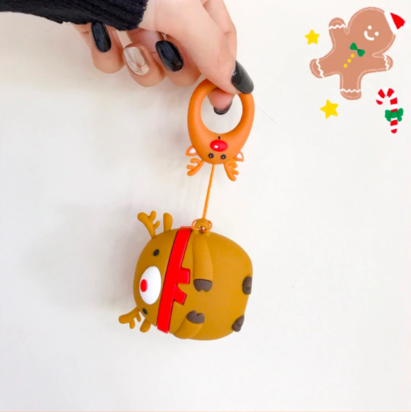 Reindeer AirPod Case Cover