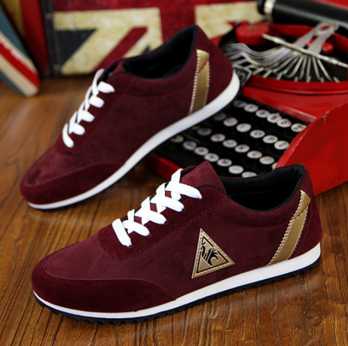 Pattern Casual Shoes