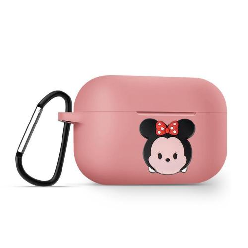 Cartoon Mouse Silicone AirPods Pro Case Shock Proof Cover