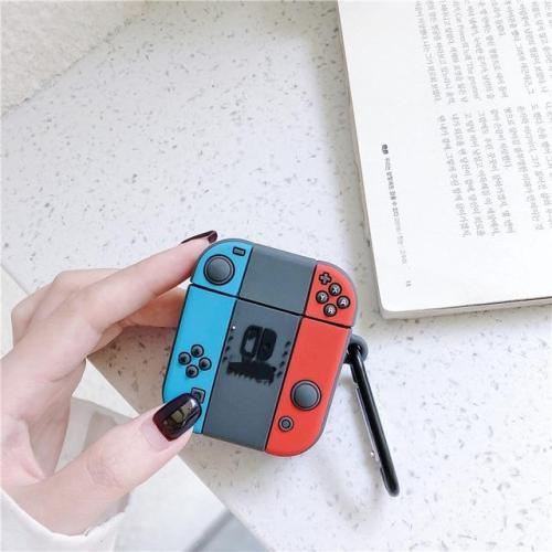 Cute 3D Gamepad Design Silicone AirPod Case Cover