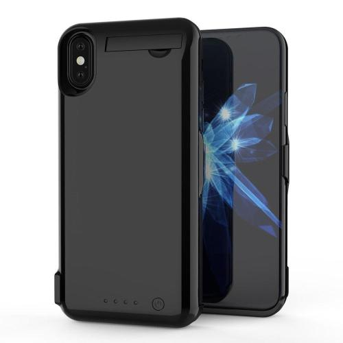 10000mAh  Rechargeable Power Bank Case Cover for iphoneX