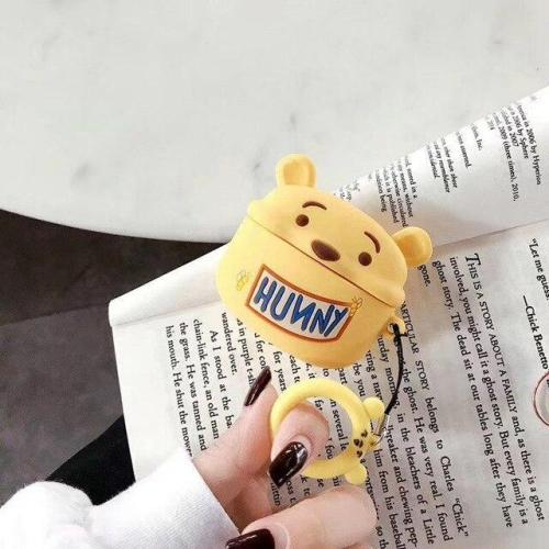 Kwaii Animals AirPods Pro Charging Headphones Cases