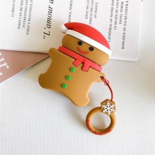Gingerbread Man AirPod Case Cover