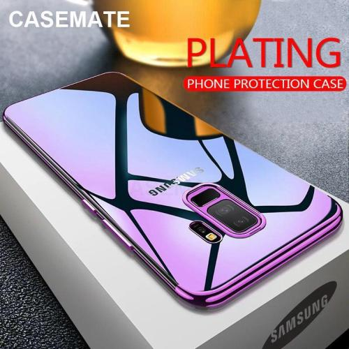 Luxury Silicone Soft TPU Phone Case For Samsung Galaxy S9/S8 Plus Note 8