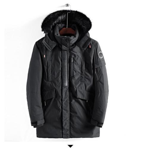 New Large Size Warm Outwear Winter Windproof Jacket