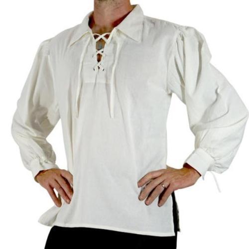 Medieval Renaissance Nobleman Tunic Viking T-shirt