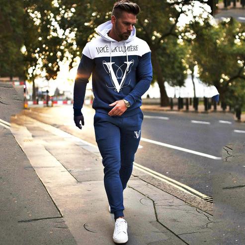 Fashion  Men Sportswear Suits