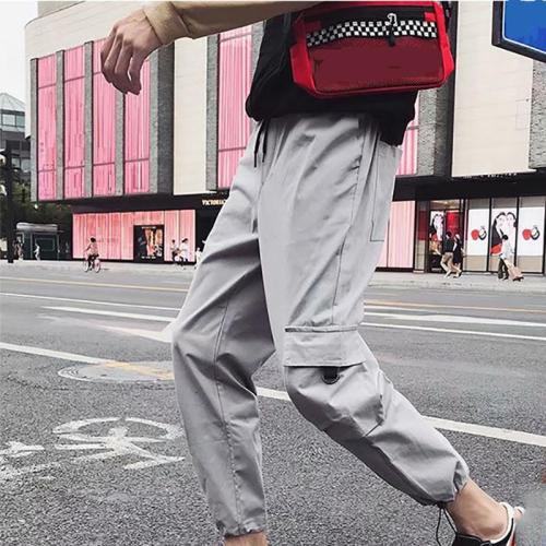 Mens trend handsome overalls YD15