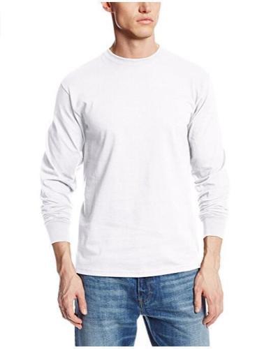 Casual Round Collar Plain Shirt