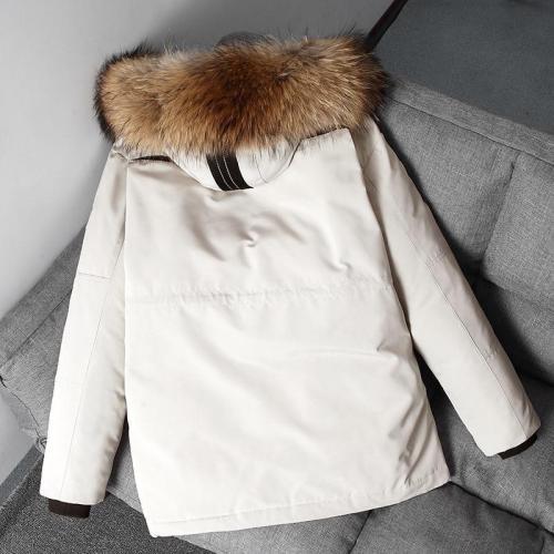 2020 New White Duck Down Jacket Winter Men Korean Safari Thick Warm Parka Coat Overcoat Male Windbreaker Hooded High Quality