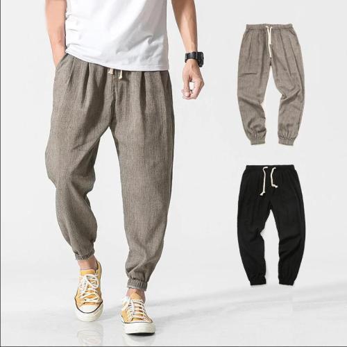 Men Casual Harem Pants