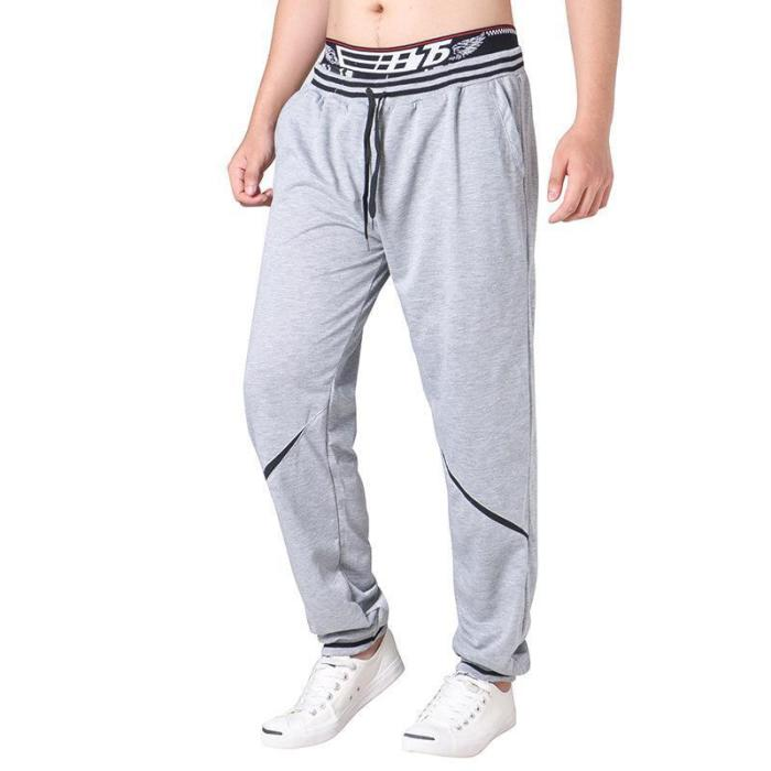 Loose Stitching Pants