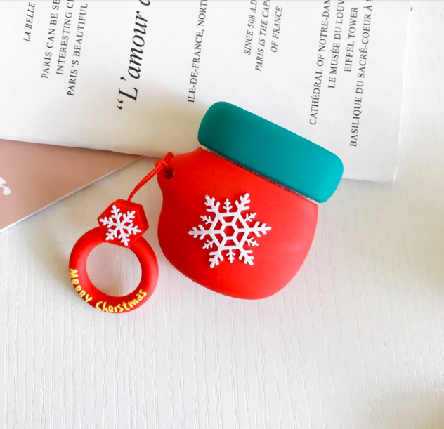 Christmas Stocking AirPod Case Cover