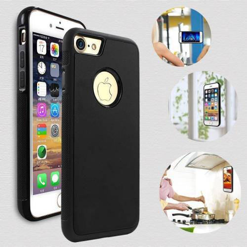 Anti Gravity Phone Cases For iPhone X XS XR XS Max Magnetic Stick Surface Adsorption Case