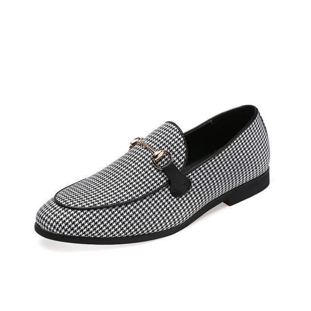 Casual Shoes - Classic British Style Oxford Shoes
