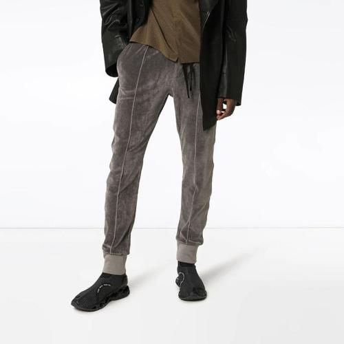Men's stylish temperament slim trousers YT009