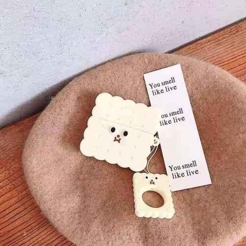 Biscuit Person AirPods Pro Charging Headphones Cases