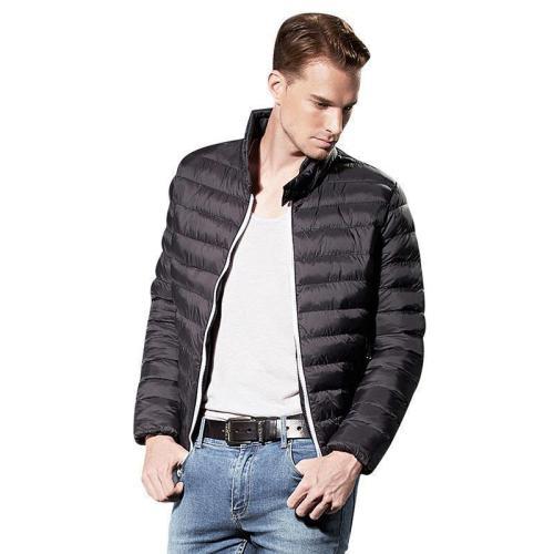 Solid Color Warm Foundation Cotton Coat