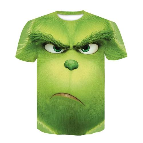 How the Grinch Stole Christmas The Grinch T-Shirt