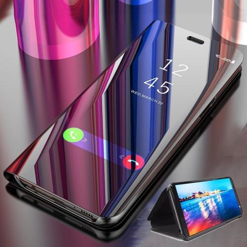 Luxury Smart Mirror Flip Case For Samsung A Series