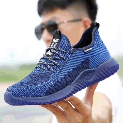 Air Safety Work Sneakers Breathable Shoes