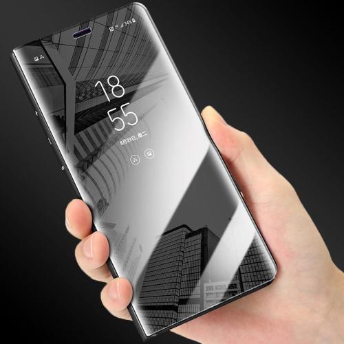 Luxury Mirror Fundas Ultra Thin Flip Case For Samsung Galaxy S9 S8 Plus S7 S6 edge
