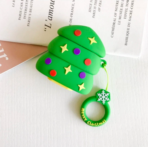 Christmas Tree AirPod Case Cover