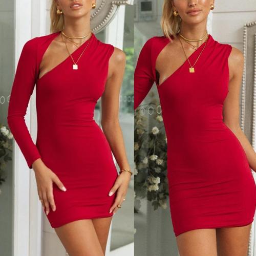 SAINT CLARE DRESS (RED)