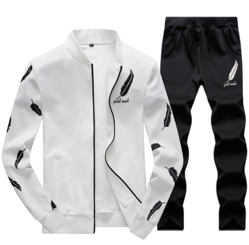 Autumn Fashion Long Sleeve Jacket Set
