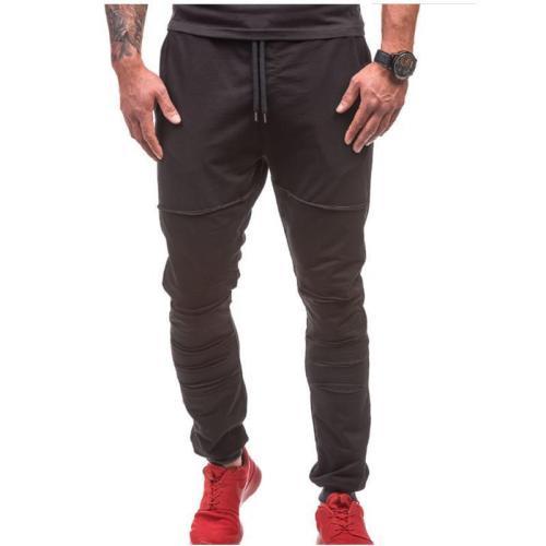 Shredded Casual Pants