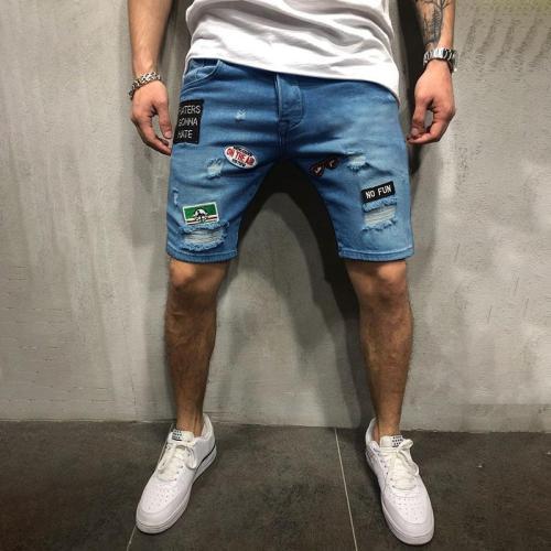 Men's Jeans Fashion Stretch Pants