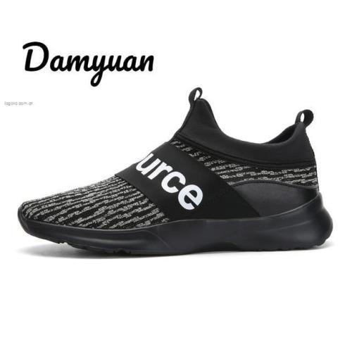 Men Shoes Comfortable Lightweight Non-slip Shoes