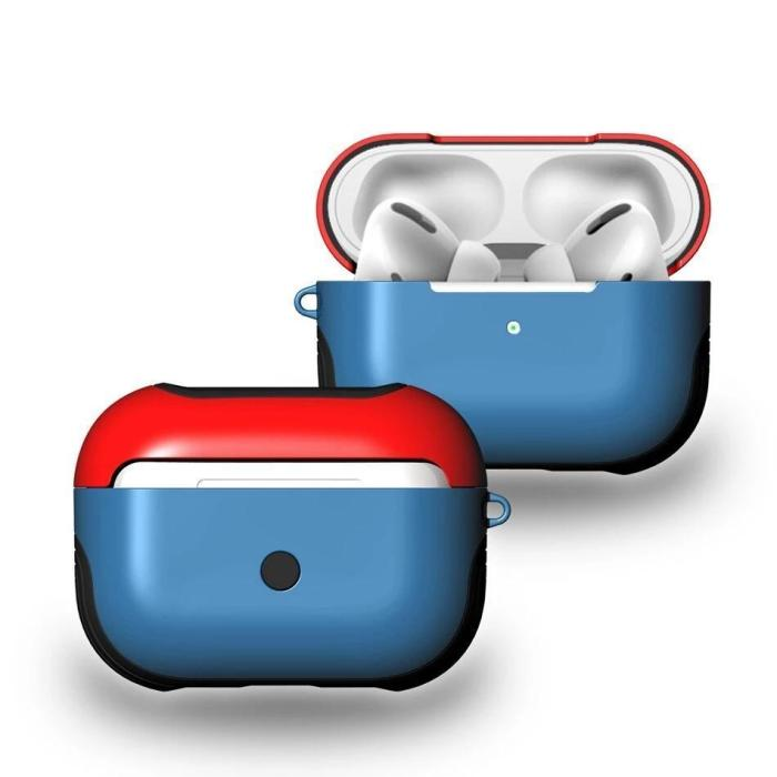 Contrast Color AirPods Pro Charging Headphones Cases