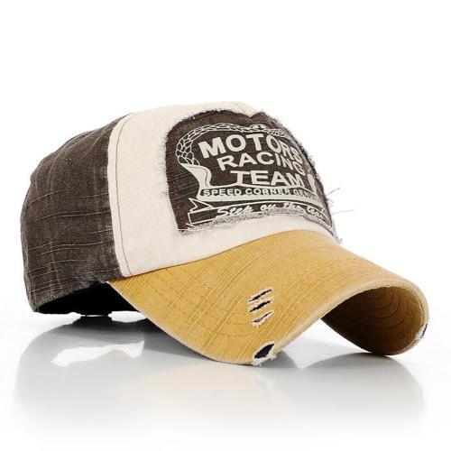 Baseball Cap Cotton Hat Hip Hop Autumn Winter Snapback Caps