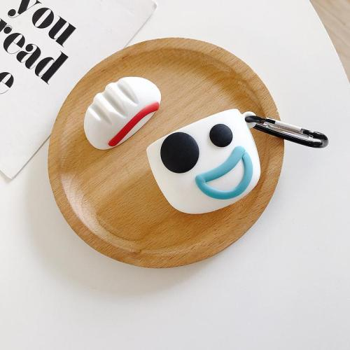 Toy Story 4 Fokry 3D Silicone AirPod Case Cover with Ring