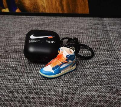 Air Force 1 Sneaker Model AirPods Case Silicone Shockproof Cover