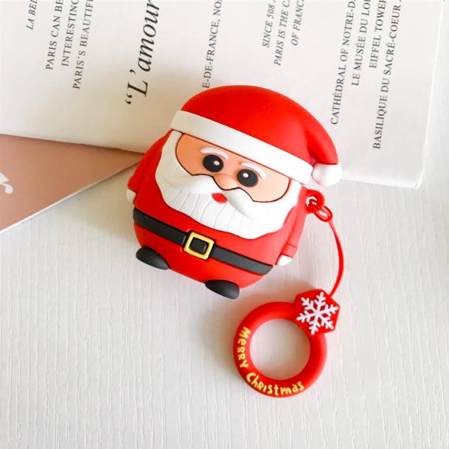 Santa Claus AirPod Case Cover