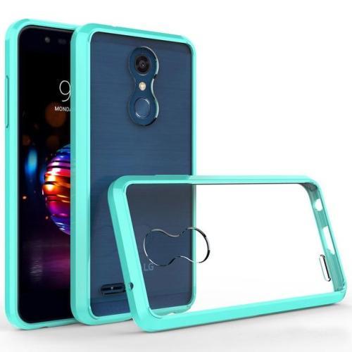 Ultra Thin Anti-Scratch Hybrid Phone Case For LG