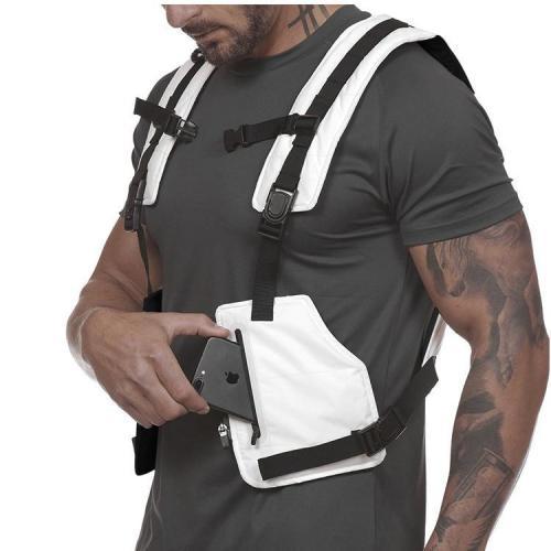 Men's Multifunctional Outdoor Protective Sports Training Vest