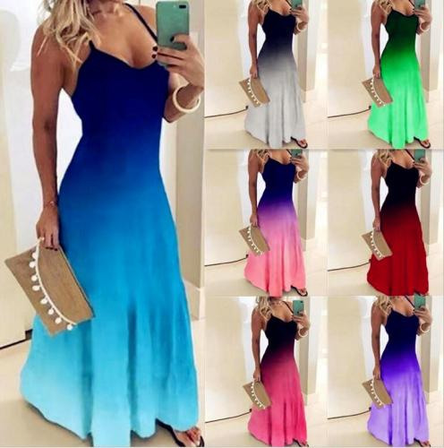 Casual Loose Strap Dress Sexy Boho Bow Camis Befree Casual Dresses