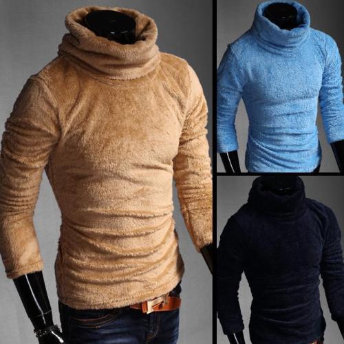 Plain Choker Sweater 8 Colors