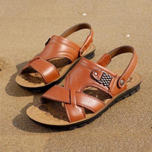 Men's Antislip Beach Shoes Casual Sandals