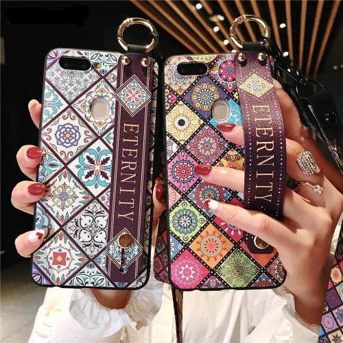 Lanyard Tassels Holder Stand Phone Case for Samsung