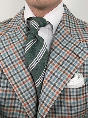 Casual striped men's neckties LH011