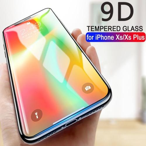 9D Protective glass for iphone screen protector tempered glass