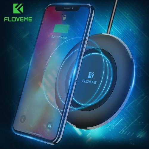 QI Wireless Charger For Samsung iPhone