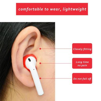 4 in 1 Silicone Case Cover Set For Airpods