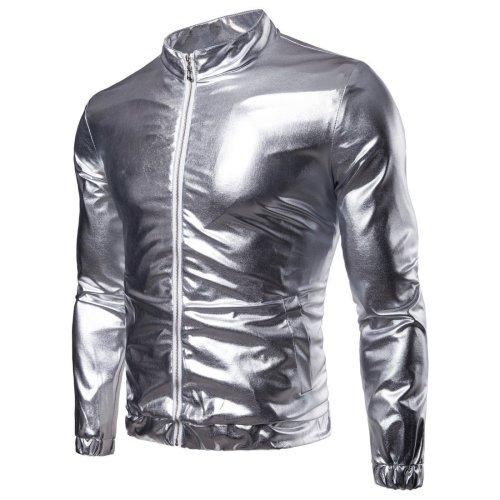 Nightclub Glossy Jacket