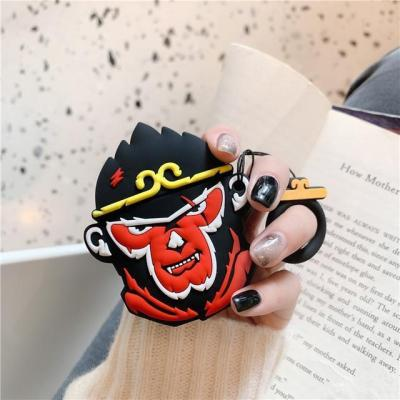 Dragon Ball Z Majin Buu Premium AirPods Case Shock Proof Cover with Keychain